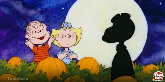 The-Peanuts-gang-star-in-Its-the-Great-Pumpkin-Charlie-Brown